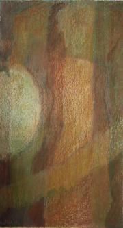Illume 79x59cm framed