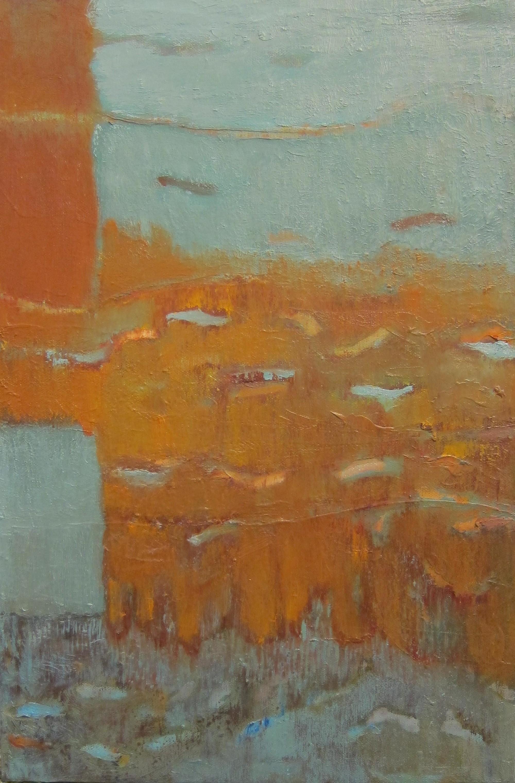 Oil on linen 30 x 45 cm